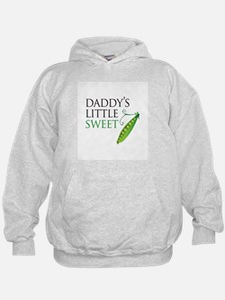 Daddy's Little Sweet Pea Hoodie