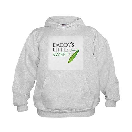 Daddy's Little Sweet Pea Kids Hoodie