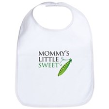 Mommy's Little Sweet Pea Bib