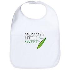Mommy's Little Sweet Pea Bib