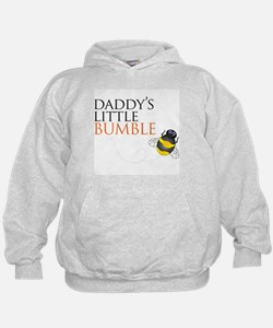 Daddy's Bumble Bee Hoodie