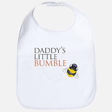 Daddy's Bumble Bee Bib