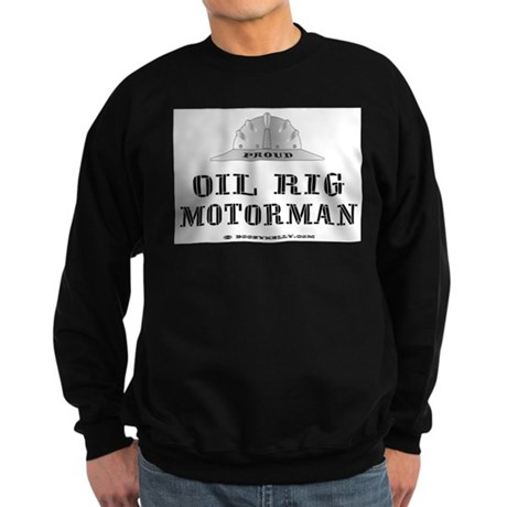 Motorman Sweatshirt (dark)
