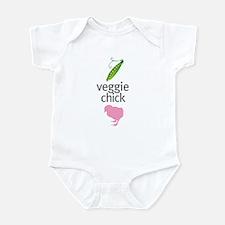 Veggie chicks Infant Bodysuit