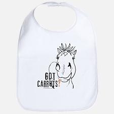 Funny Horse Bib