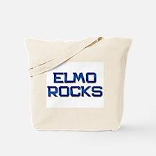 elmo rocks Tote Bag