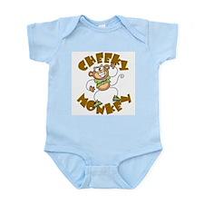 Cheeky Monkey Infant Creeper