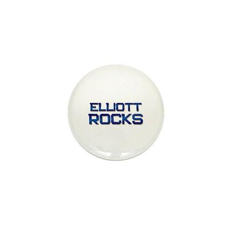 elliott rocks Mini Button (10 pack)