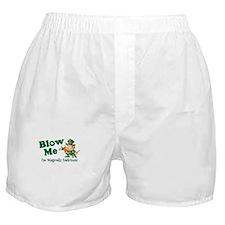 Blow Me I'm Magically Delicio Boxer Shorts