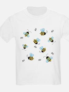 Buzzing Bees T-Shirt
