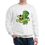 Skull & Shamrocks Sweatshirt