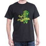 Skull & Shamrocks Dark T-Shirt