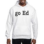 go Ed Hooded Sweatshirt