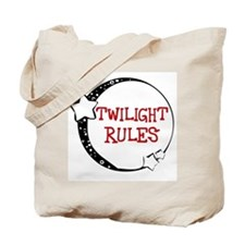 Twilight Rules Tote Bag