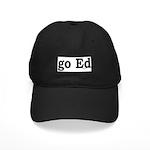 go Ed Black Cap