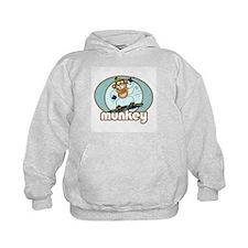 Snow Munkey Monkey Hoodie