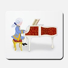 Mozart at the Pianoforte Mousepad