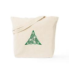 Funny Trinity knot Tote Bag