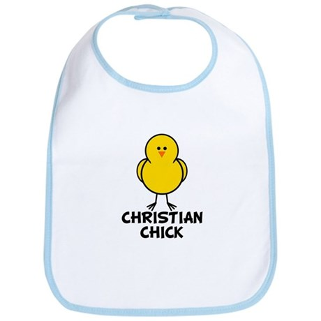 Christian Chick Bib