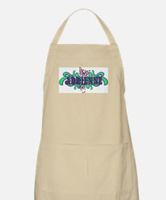 Adrienne's Butterfly Name BBQ Apron