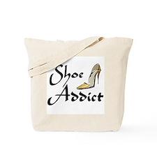 Shoe Addict Tote Bag