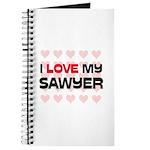 I Love My Sawyer Journal