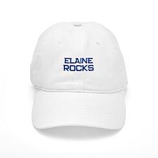 elaine rocks Baseball Cap