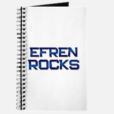 efren rocks Journal