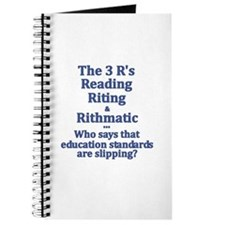 The 3 R's Journal