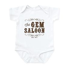 The Gem Saloon Infant Bodysuit