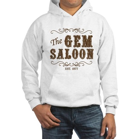 The Gem Saloon Hooded Sweatshirt