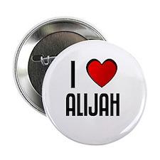 I LOVE ALIJAH Button