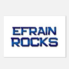 efrain rocks Postcards (Package of 8)