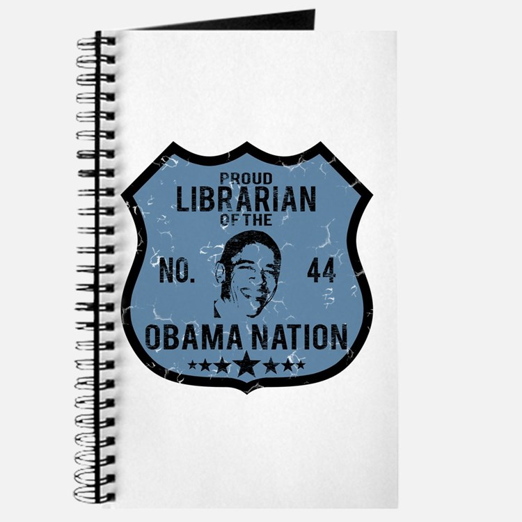 Librarian Obama Nation Journal