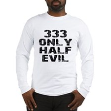 333 Long Sleeve T-Shirt