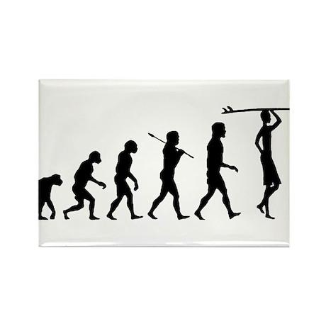 Surf Evolution Rectangle Magnet (100 pack)
