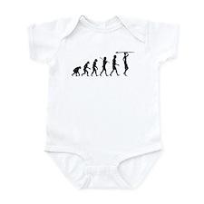 Surf Evolution Infant Bodysuit