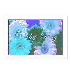 "Baby Boy ""Blue Moon"" Postcards"