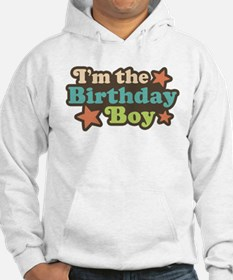 I'm The Birthday Boy Jumper Hoody