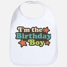 I'm The Birthday Boy Bib