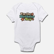 I'm The Birthday Boy Infant Bodysuit