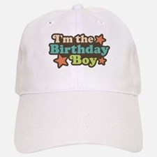 I'm The Birthday Boy Baseball Baseball Cap