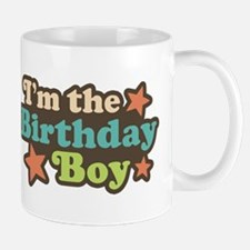 I'm The Birthday Boy Mug