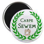 Carpe Sewem Magnet