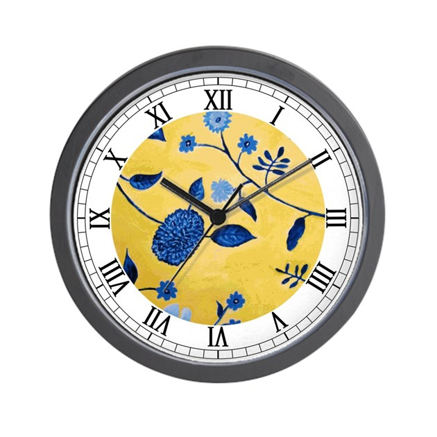 country french wall clock by theartofvenus