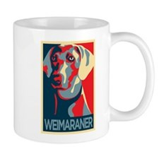 Vote Weimaraner! Mug