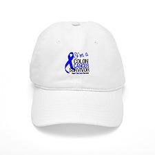 I'm a Colon Cancer Survivor Baseball Cap