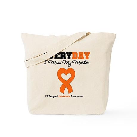 Leukemia MissMyMother Tote Bag