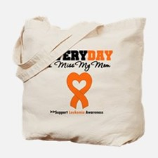 Leukemia MissMyMom Tote Bag