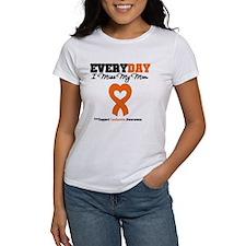 Leukemia MissMyMom Tee